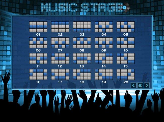 Music Stage screenshot