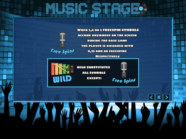Images of Music Stage
