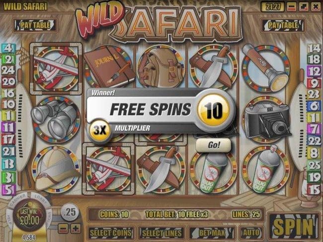 Wild Safari by Free Slots 247