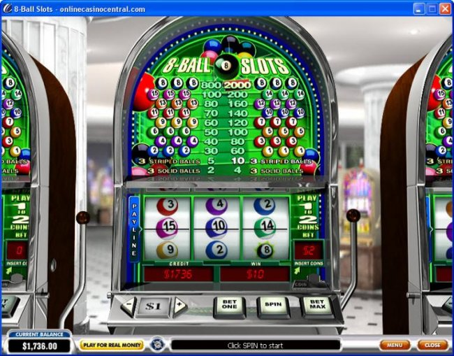 8-Ball Slots by Free Slots 247