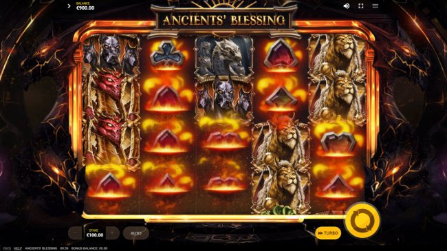 Free Slots 247 - Ancient Supermacy feature removes all low value symbols