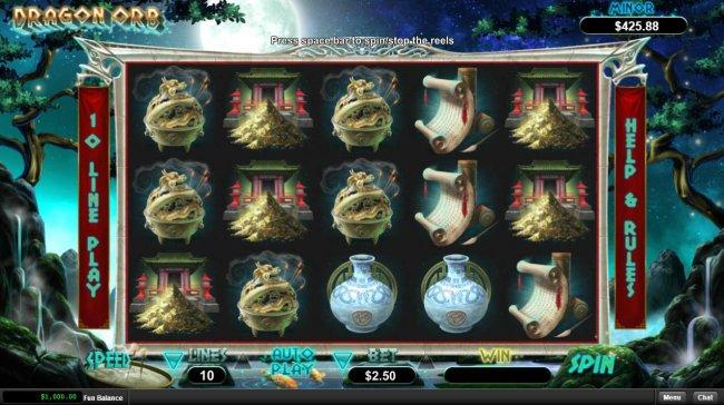 Free Slots 247 image of Dragon Orb
