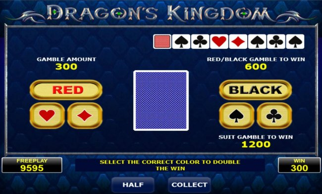Dragon's Kingdom screenshot