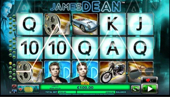 James Dean screenshot