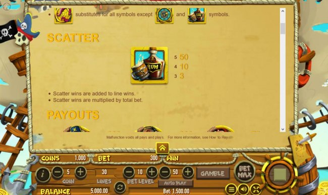 Free Slots 247 - Scatter Symbol Rules and Pays