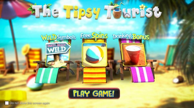 The Tipsy Tourist by Free Slots 247