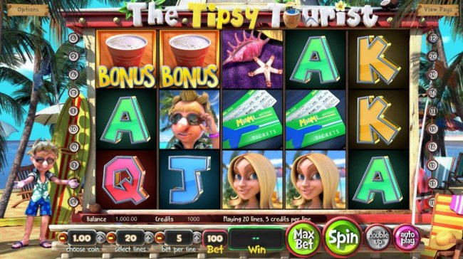 The Tipsy Tourist screenshot