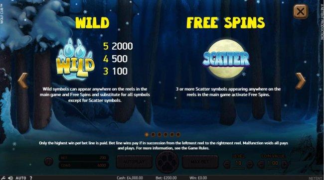 Wolf Cub screenshot