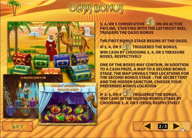 Images of Desert Treasure II