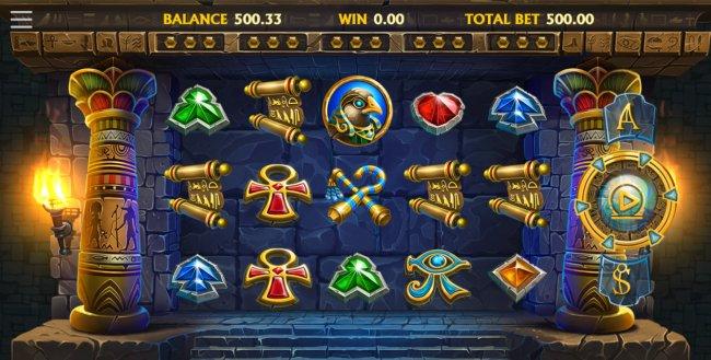 Osiris Temple by Free Slots 247