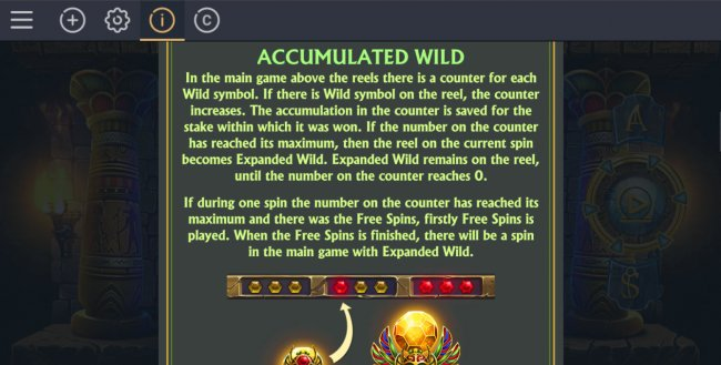 Free Slots 247 - Accumulated Wild
