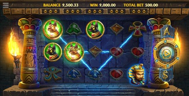 Free Slots 247 image of Osiris Temple