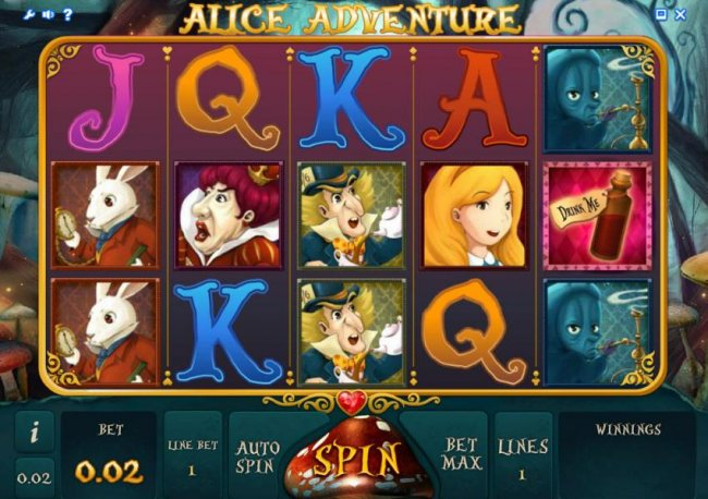 Alice Adventure by Free Slots 247