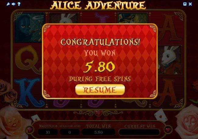 Images of Alice Adventure