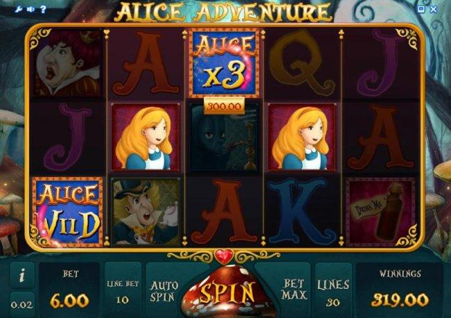 Alice Adventure screenshot