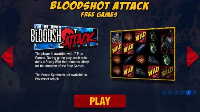 Bloodshot screenshot