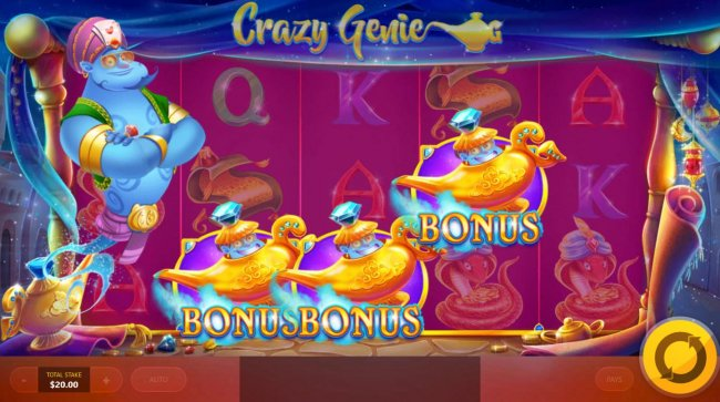 Free Slots 247 - Bonus symbols anywhere on reels 2, 3 and 4 triggers bonus games