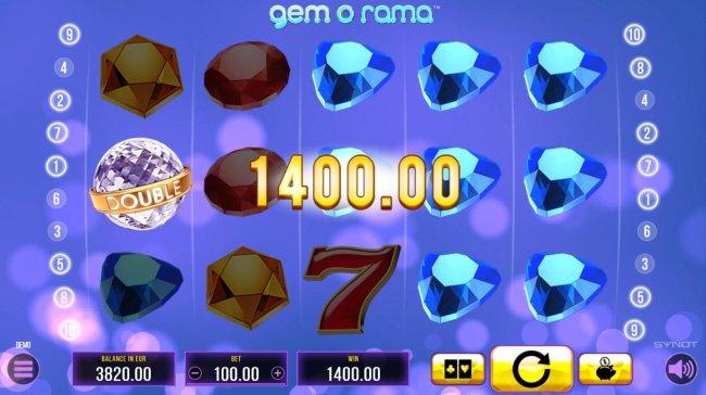 Free Slots 247 image of Gem O Rama
