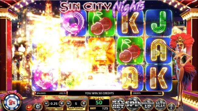 Images of Sin City Nights