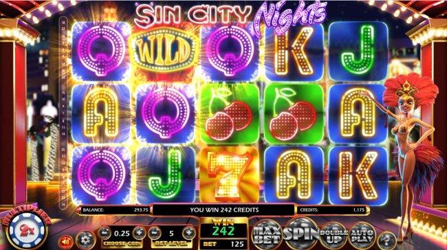 Free Slots 247 image of Sin City Nights