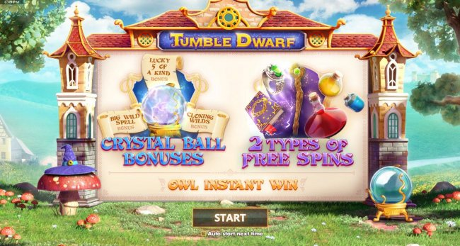 Tumble Dwarf screenshot