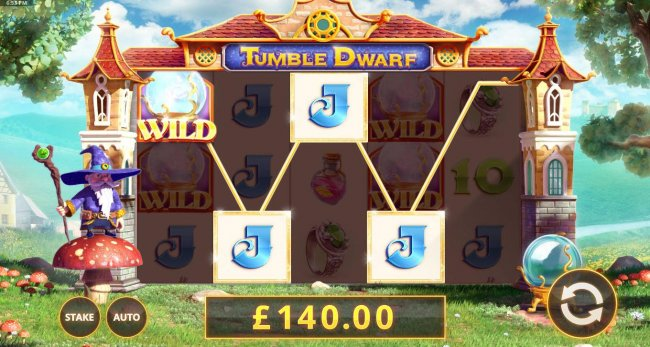 Free Slots 247 image of Tumble Dwarf