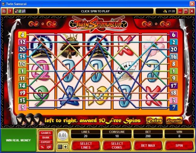Free Slots 247 image of Twin Samurai