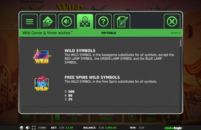 Wild Symbols Rules by Free Slots 247