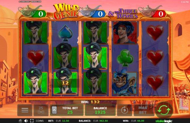 Wild Genie & the Three Wishes screenshot