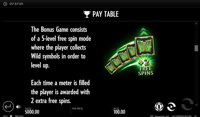 Free Slots 247 image of Beat the Beast Quetzalcoatl's Trial