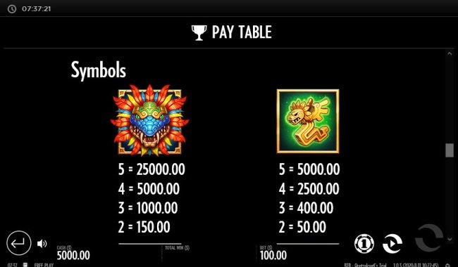 Beat the Beast Quetzalcoatl's Trial screenshot