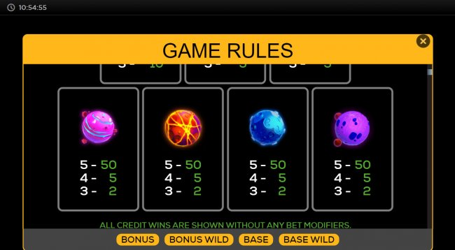 Crystal Chasers by Free Slots 247