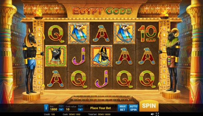 Free Slot Egypt