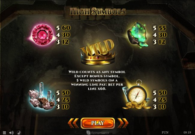 Mines of Gold by Free Slots 247