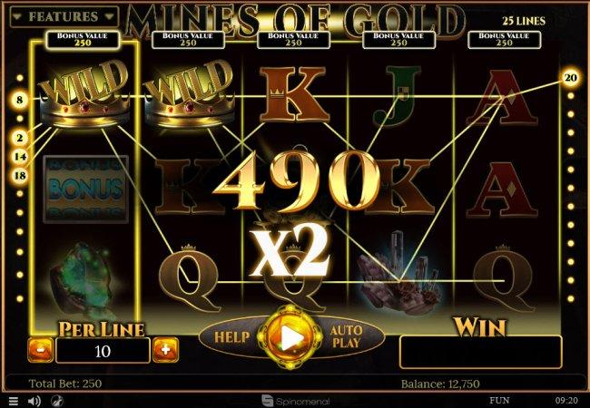 Mines of Gold screenshot
