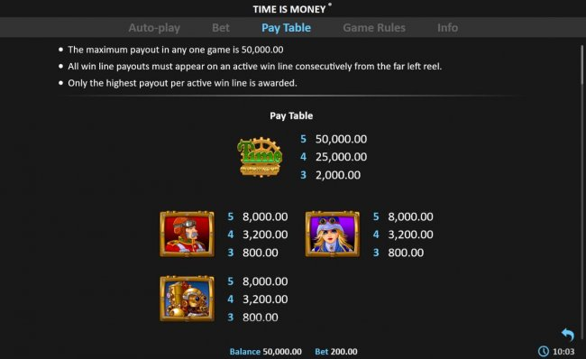 Time is Money by Free Slots 247