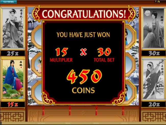 bonus game paid 450 coins - Free Slots 247