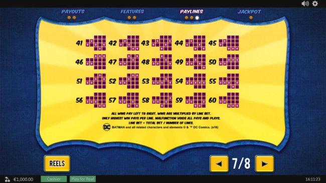 Batman and The Batgirl Bonanza by Free Slots 247