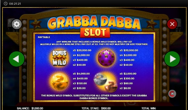 Free Slots 247 image of Grabba Dabba Slot