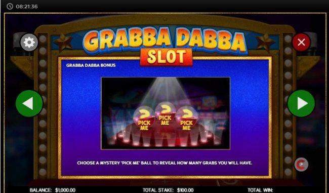 Grabba Dabba Slot by Free Slots 247