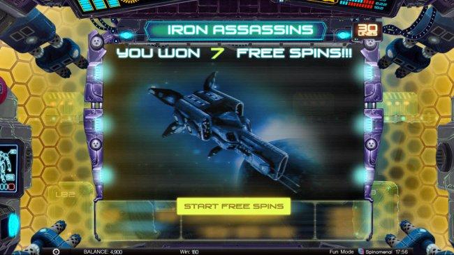 Images of Iron Assassins