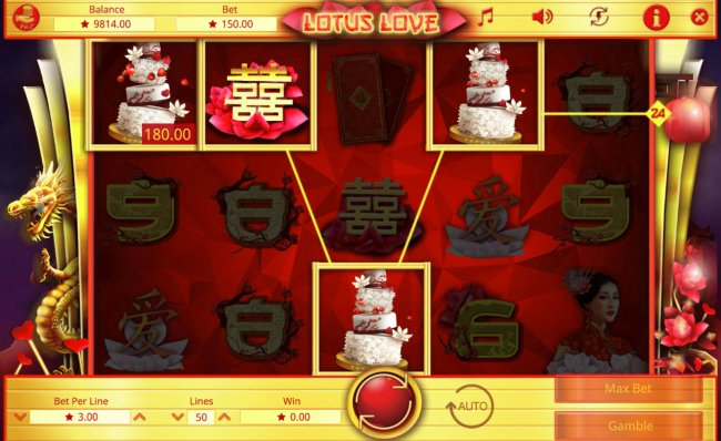 Lotus Love screenshot