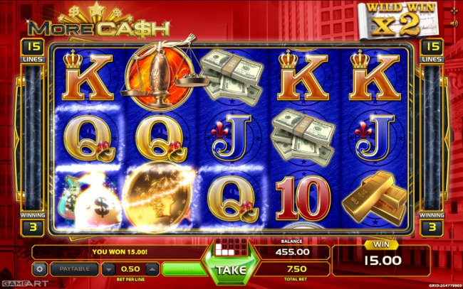 More Cash by Free Slots 247
