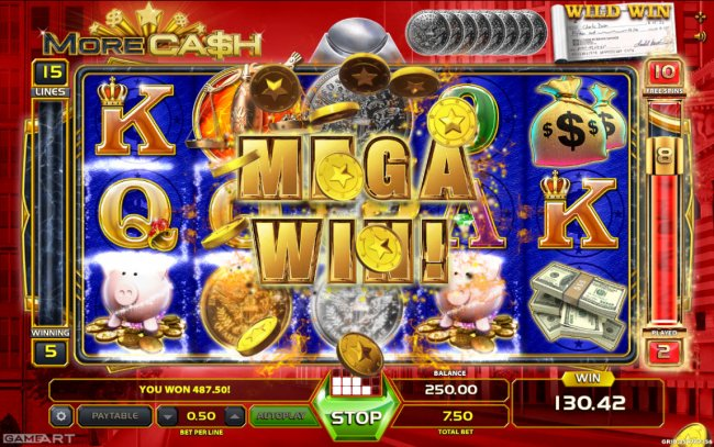 Free Slots 247 image of More Cash