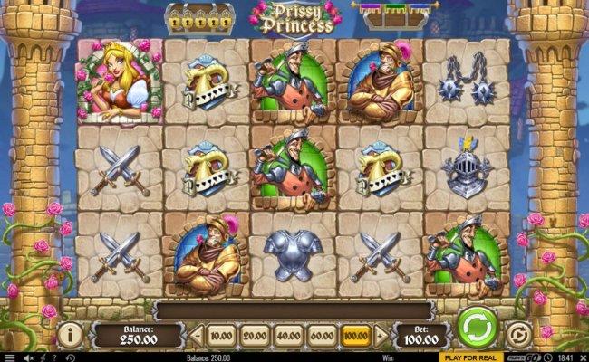 Free Slots 247 image of Prissy Princess