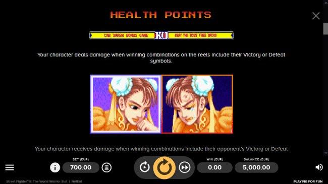 Free Slots 247 image of Street Fighter II