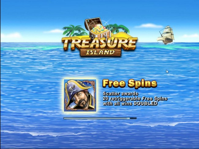 Game features include: Free Spins! Pirate captain scatter awards 20 retriggeravle free spins with all wins doubled! by Free Slots 247