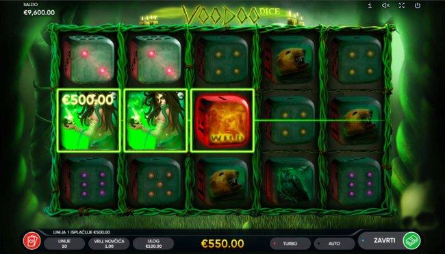 Voodoo Dice by Free Slots 247