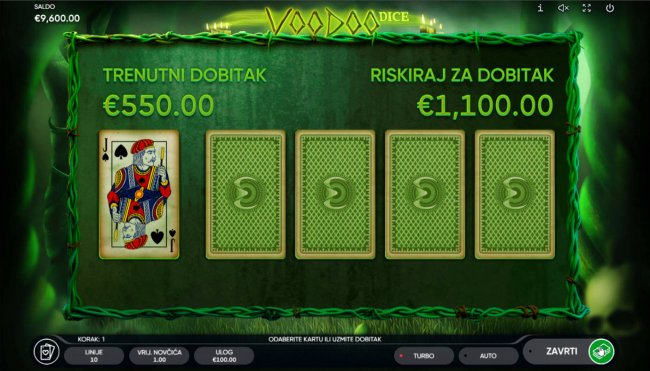 Red or Black Gamble Feature - Free Slots 247