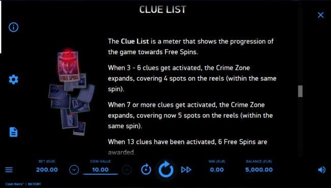 Free Slots 247 image of Cash Noire